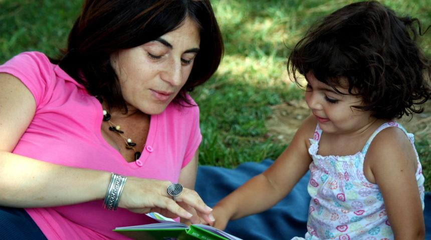 Amalia: l'investimento nei bambini ci tornerà utile nel futuro, da vecchi