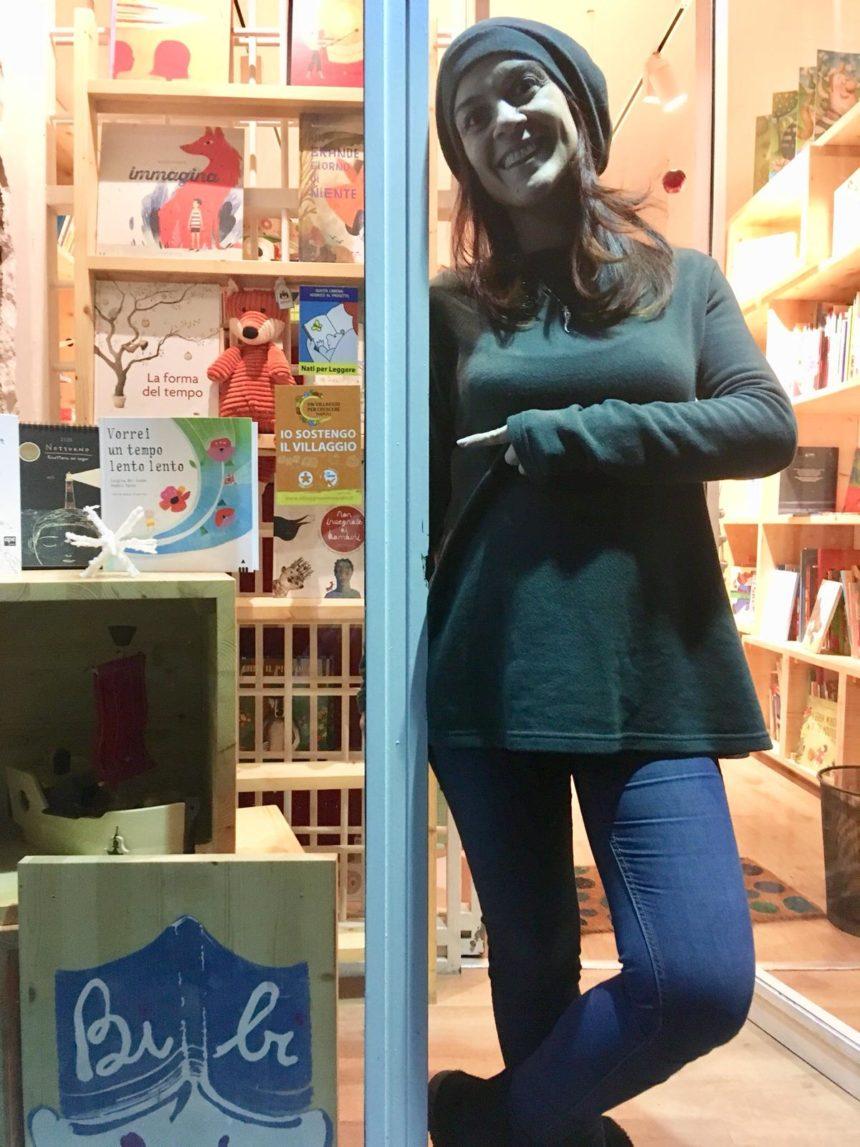 Bibi, la libreria di Napoli che regala storie al Villaggio
