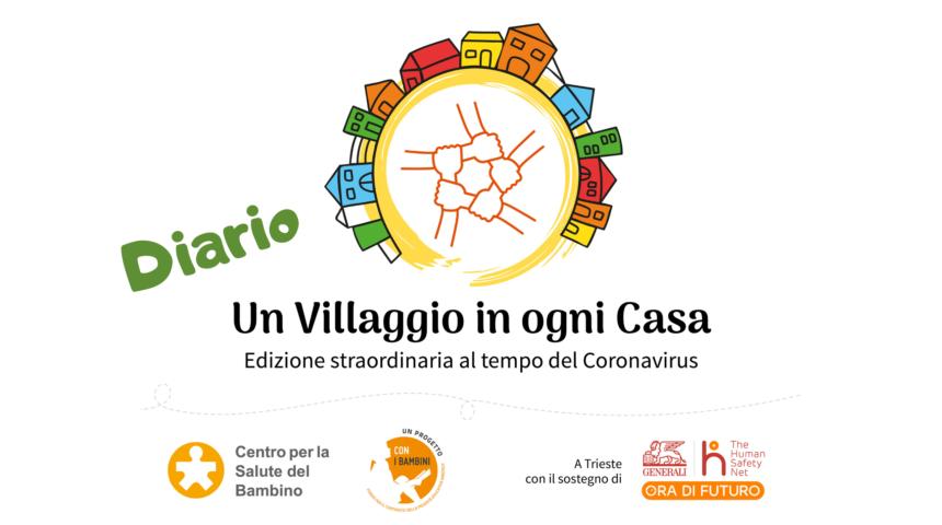 Diario di Un Villaggio in ogni Casa | 1 – 5 giugno 2020